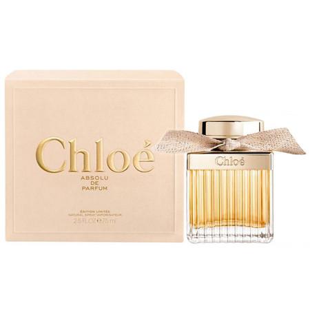 Chloe  Absolu de Parfum   75ml (tester)