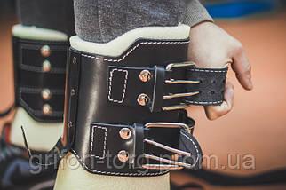 Гравитационные ботинки инверсионные (кожа, Украина), фото 3