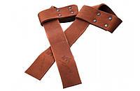 Лямки для штанги кожаные  (2 шт)