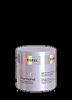 Шелковая маска для гладкости и блеска волос Estel OTIUM Diamond, 300 мл.