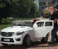 Детский джип Mercedes AMG ML63 WHITE