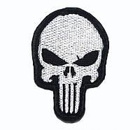 """Патч череп """"Punisher"""" великий"""