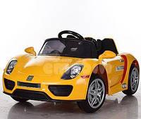 Детский электромобиль кабриолет Porsche Spyder