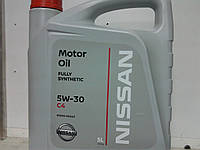 Масло оригинальное NISSAN Motor Oil 5W-30 (5L)