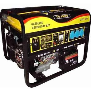 Дизельный генератор FORTE FGD6500E3, фото 2