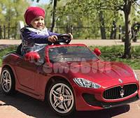 Детский электромобиль Maserati GranCabrio