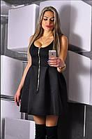 Платье из неопрена Астрит