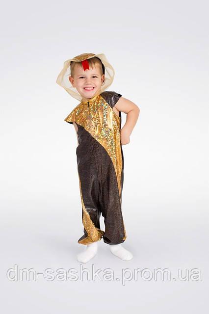 Детский карнавальный костюм «ЗМЕЙ» рост 80-86