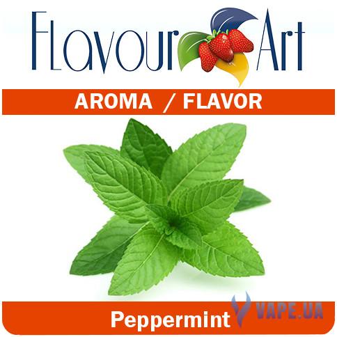Ароматизатор FlavourArt Peppermint (Мята)