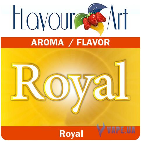 Ароматизатор FlavourArt Royal (Чистый и свежий древесный аромат)