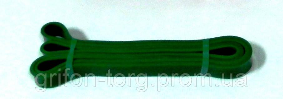Резиновая петля для тренировок (сопротивление 16-39 кг), фото 2