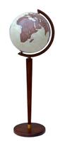 Глобус Glowala 320мм античный с подсветкой wer. B (русский язык)