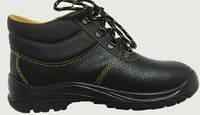 Спецобувь Ботинки рабочие с металлическим подноском Seven Safety 2107