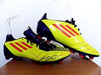 Бутсы, копы Adidas F10 TRX FG 100% Оригинал  р-р 42 (26.5см) (сток, б/у) футзалки бампы сороконожки nike puma