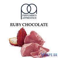 Ароматизатор The perfumer's apprentice TPA/TFA Ruby Chocolate (Розовый шоколад)