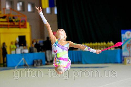 Булава гимнастическая 2 шт., фото 2