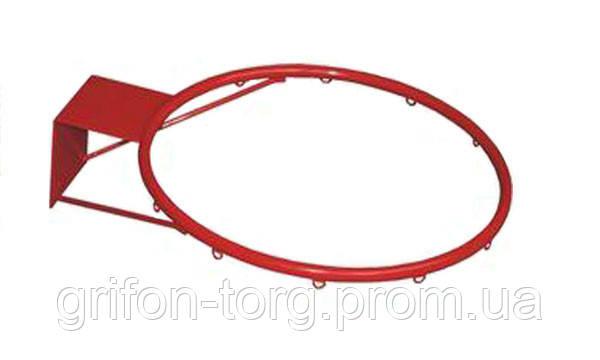 Баскетбольное кольцо, корзина баскетбольная № 5 (39 см), фото 2