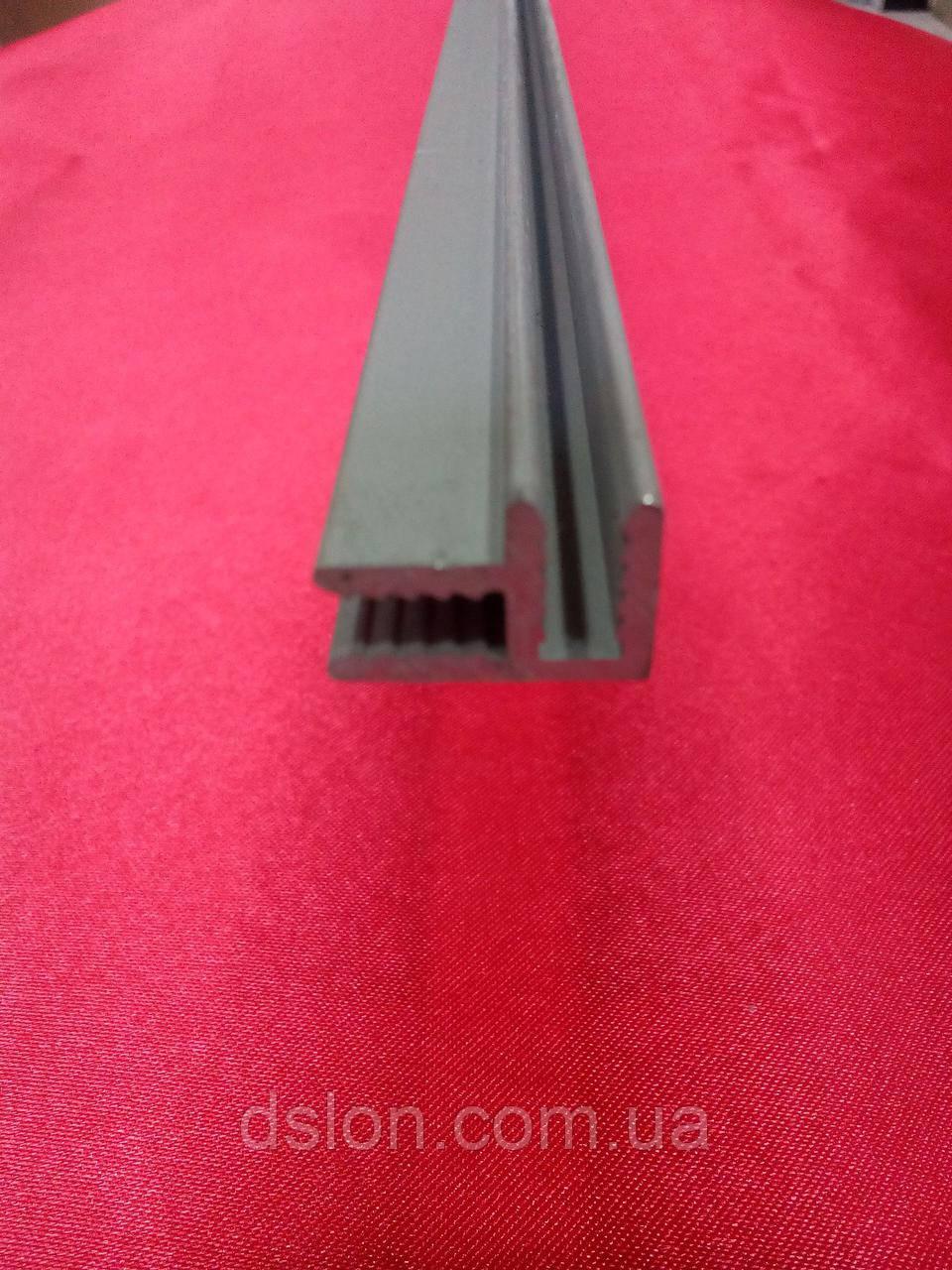 Профиль соединительный угловой анодированный ПС-88 10/16 под 3мм