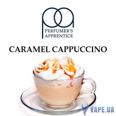 Ароматизатор The perfumer's apprentice TPA/TFA Caramel Cappuccino (Капучино с карамелью)