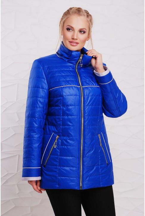Женская демисезонная куртка Милка (размеры 52-64)