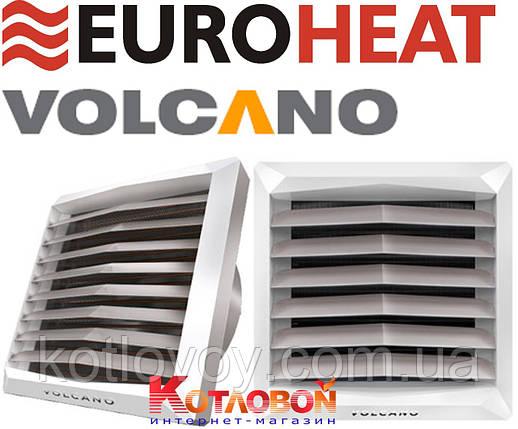 Водяной тепловентилятор VTS EuroHeat Volcano, фото 2