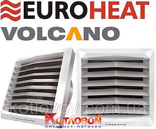 Водяной тепловентилятор VTS EuroHeat Volcano