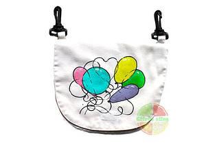 Сумка-барсетка Воздушные шары Citrus Sling
