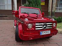 Электромобиль Mercedes-Benz G55 AMG Gelandwagen (Кубик)