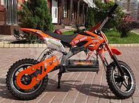 Детский электромотоцикл Grafter Jumper (Джампер)