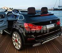 Детский электромобиль BMW X7 + TUNING EMOBILI
