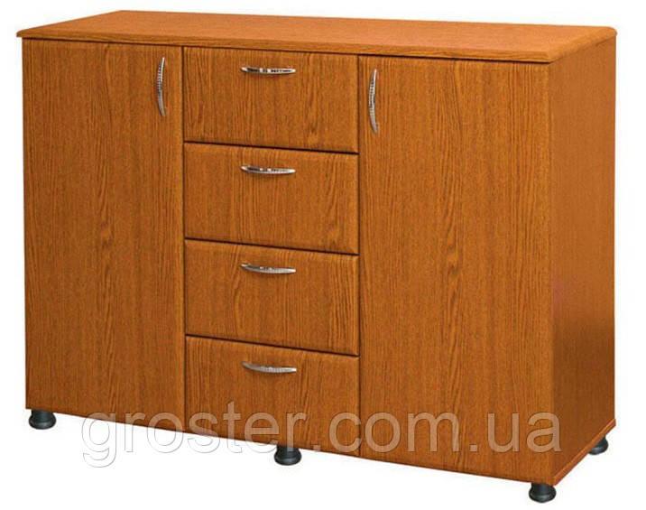 Комод К-4+2 МДФ. Мебель для спальни, гостиной, детской