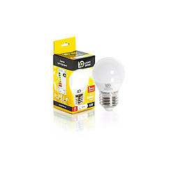 Светодиодная лампа LightOffer G45 6W E27 4000K