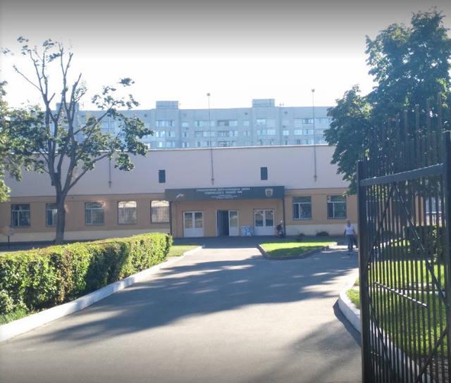 Спеціалізована дитячо-юнацька школа олімпійського резерву №6 38