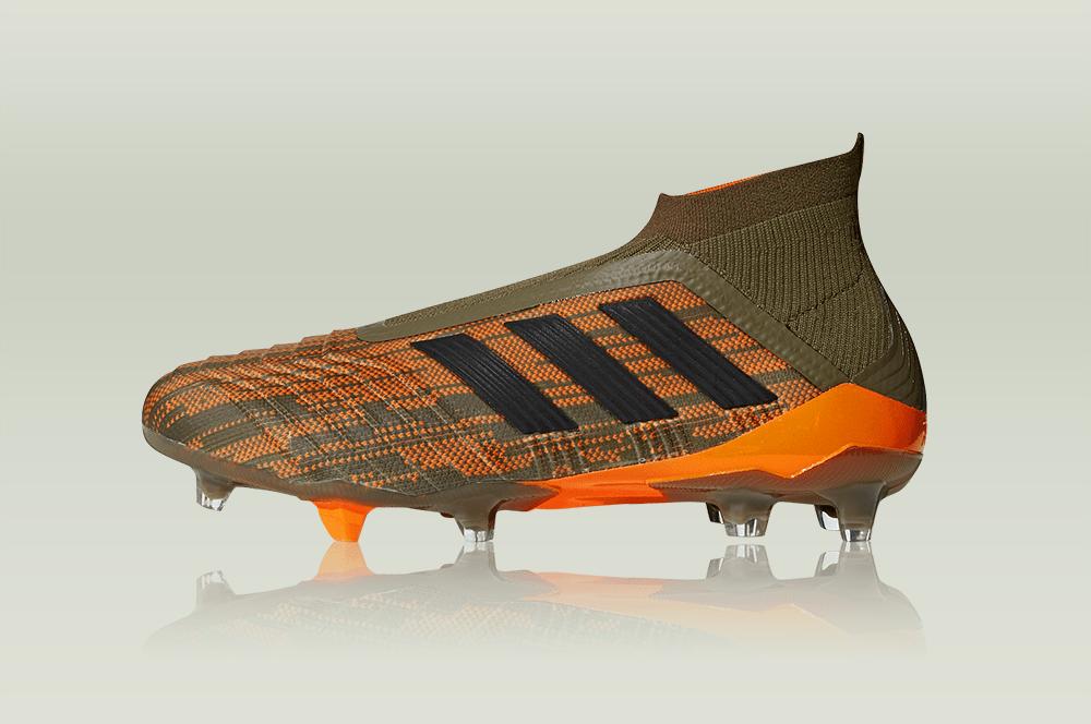 Оригинальные футбольные кроссовки Adidas Predator 18+ FG - Sport-Boots -  Только оригинальные товары 5946a33829f