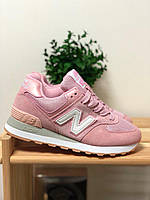 Кроссовки New Balance женские, розовые