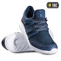 M-TAC кросівки TRAINER PRO NAVY BLUE/WHITE