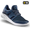 M-TAC кросівки TRAINER PRO NAVY BLUE/WHITE, фото 4
