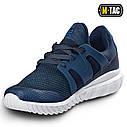 M-TAC кросівки TRAINER PRO NAVY BLUE/WHITE, фото 5