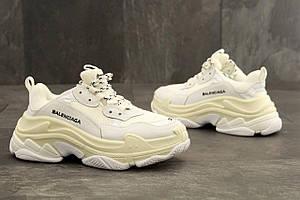 Кроссовки Balenciaga Triple S White