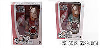 Кукла функциональная LD9908CD муз., бутылка, горшок, соска, в коробке. 25,5*19,5*29 см
