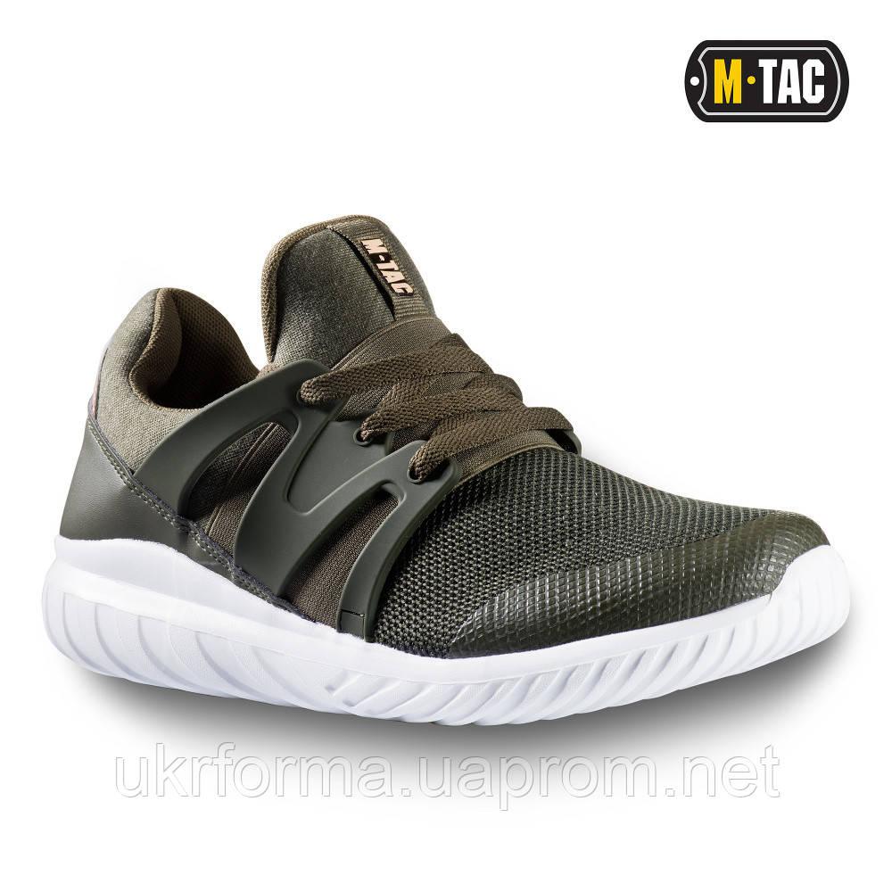 M-TAC кросівки TRAINER PRO OLIVE/WHITE