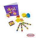 Набор для творчества PLAY-DOH - РЮКЗАК ПИНКИ (штемпели, восковые карандаши, масса для лепки, аксес.), фото 2