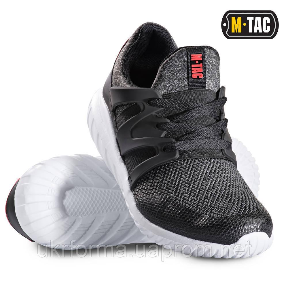M-TAC кросівки TRAINER PRO BLACK/WHITE