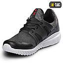 M-TAC кросівки TRAINER PRO BLACK/WHITE, фото 2