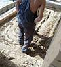 Монтаж тёплого электрического пола на базе нагревательного кабеля., фото 4