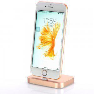 Док-станция для iPhone - COTEetCI Base8 золотая