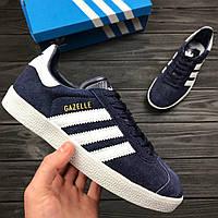 Женские кроссовки Adidas Gazelle, Копия, фото 1
