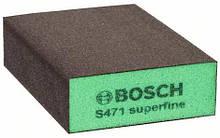 Шліфувальна губка 69х97х26 SuperFine BOSCH