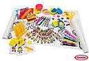 Набор для творчества PLAY-DOH - МЕГАМЕТР (маркеры, восковые карандаши, масса для лепки, аксес.), фото 2