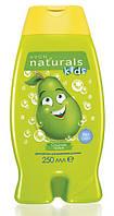 """Детский гель для душа/пена для ванны """"Озорная груша"""", Avon Naturals Kids, Эйвон, 250 мл, 35101"""